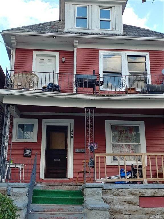 458 Woodlawn Avenue, Buffalo, NY 14208 (MLS #B1299225) :: MyTown Realty