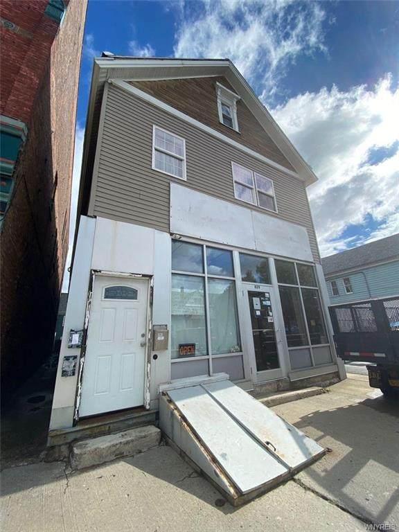 829 Niagara Street, Buffalo, NY 14213 (MLS #B1299828) :: Avant Realty