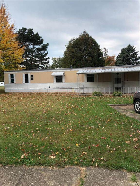 8142 Carrie Place, Evans, NY 14006 (MLS #B1300446) :: Robert PiazzaPalotto Sold Team