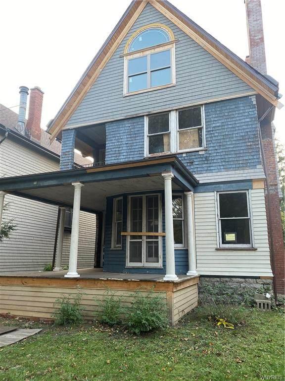 76 Norwood Avenue, Buffalo, NY 14222 (MLS #B1301356) :: Avant Realty