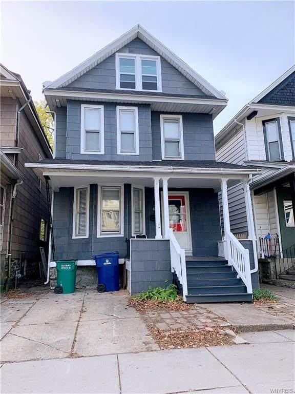 432 Baynes Street, Buffalo, NY 14213 (MLS #B1301404) :: Avant Realty