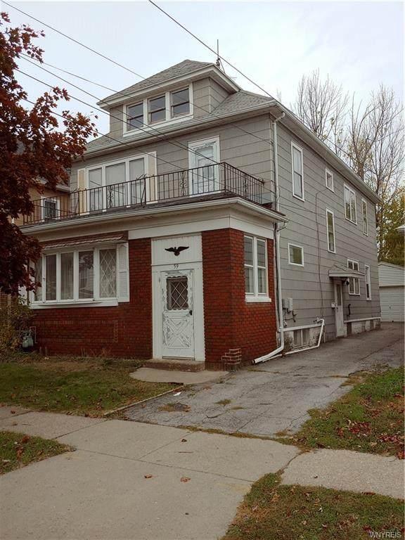 59 Holmes Street, Buffalo, NY 14207 (MLS #B1301639) :: MyTown Realty
