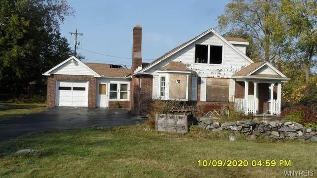 8550 Nottingham Terrace, Clarence, NY 14221 (MLS #B1302279) :: TLC Real Estate LLC