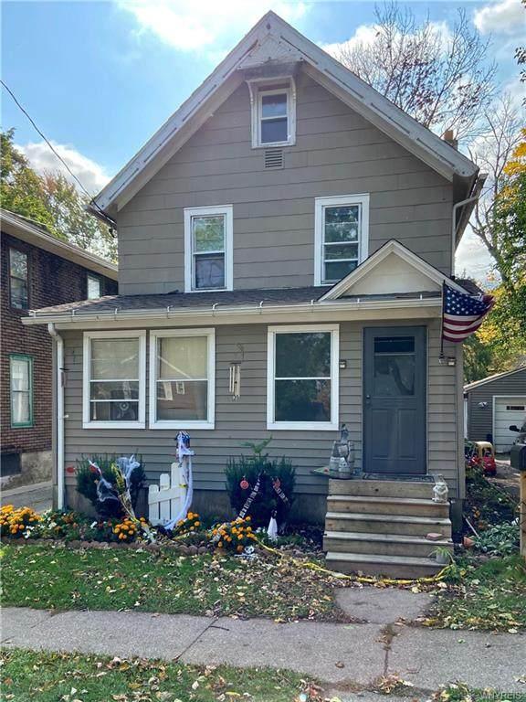 87 Spalding Street, Lockport-City, NY 14094 (MLS #B1302364) :: Avant Realty