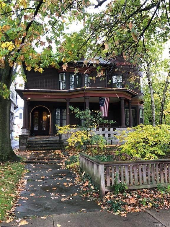 601 W Ferry Street, Buffalo, NY 14222 (MLS #B1302666) :: Avant Realty