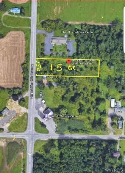 1678 Fairport Nine Mile Point Road, Penfield, NY 14526 (MLS #B1302710) :: Robert PiazzaPalotto Sold Team