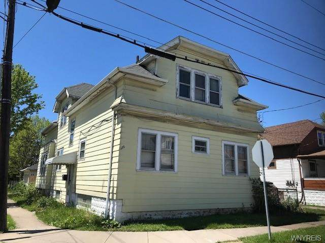 126 Roland Street, Cheektowaga, NY 14212 (MLS #B1302984) :: Avant Realty