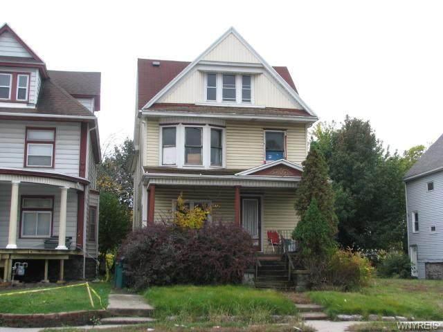 1439 S Park Avenue, Buffalo, NY 14220 (MLS #B1303023) :: MyTown Realty