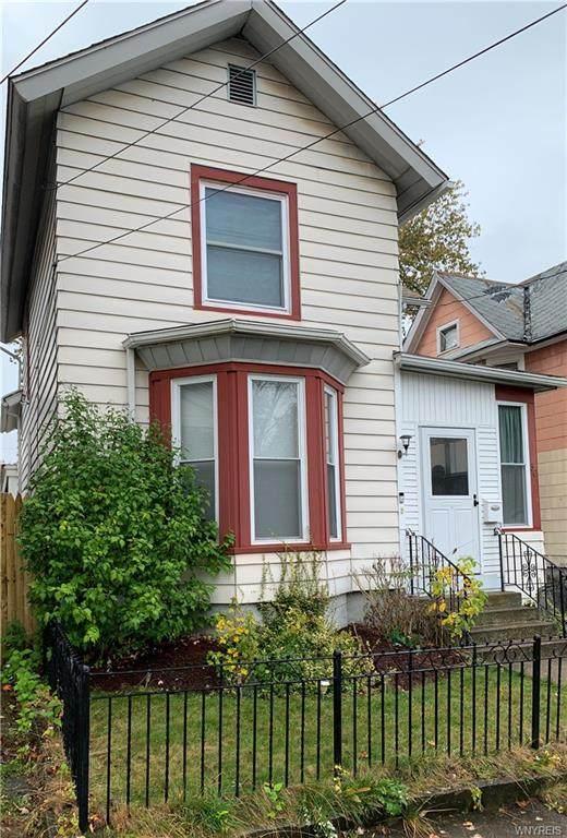 50 John Street, Lockport-City, NY 14094 (MLS #B1303126) :: Avant Realty