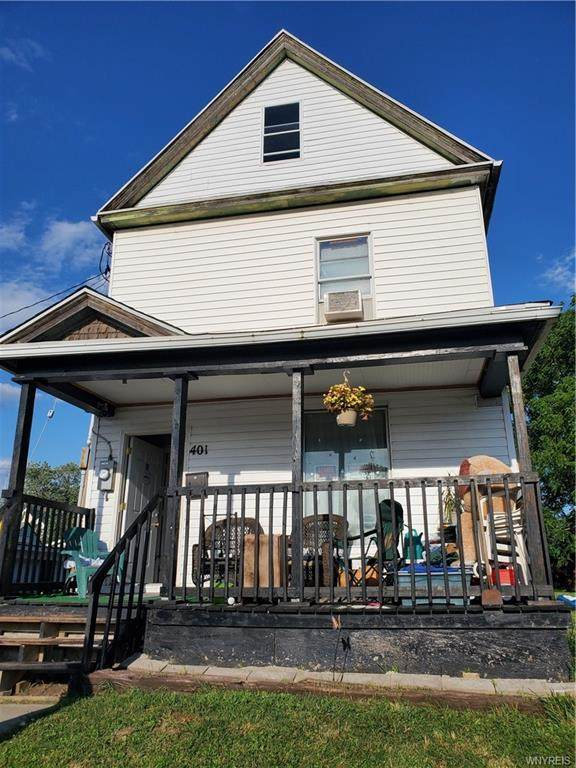 401 Military Road, Buffalo, NY 14207 (MLS #B1303224) :: MyTown Realty