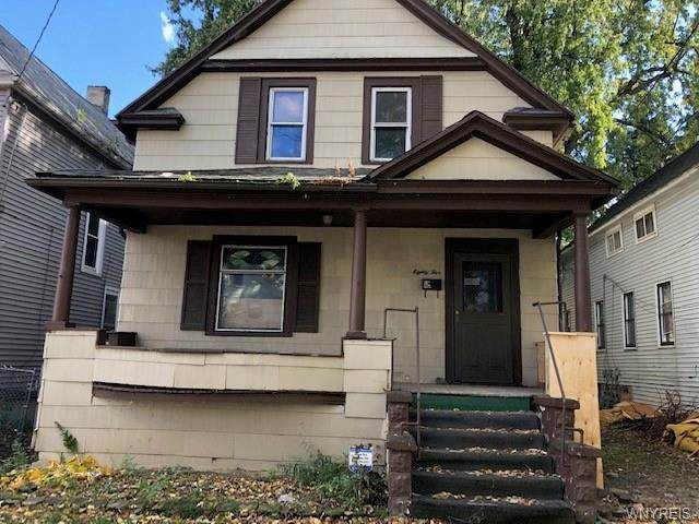 85 Kingston Place, Buffalo, NY 14210 (MLS #B1303355) :: MyTown Realty