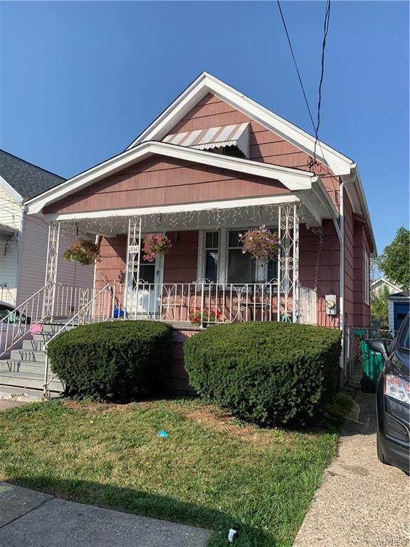 104 Hazelwood Avenue, Buffalo, NY 14215 (MLS #B1303653) :: MyTown Realty