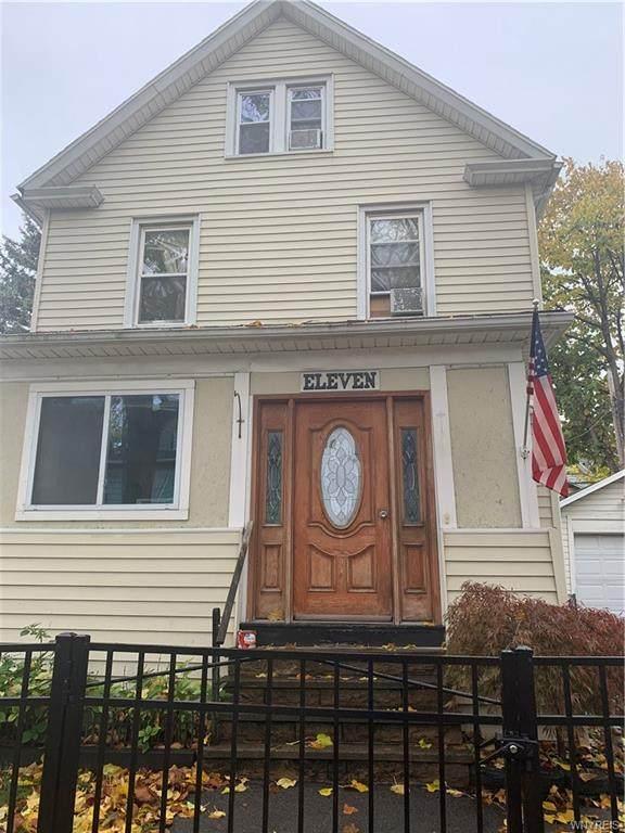 11 Marlow Street, Rochester, NY 14612 (MLS #B1303878) :: Robert PiazzaPalotto Sold Team