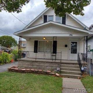21 Berwyn Avenue, Buffalo, NY 14215 (MLS #B1303895) :: MyTown Realty
