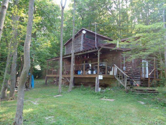 8894 Oramel Hill Road, Caneadea, NY 14717 (MLS #B1303935) :: BridgeView Real Estate Services