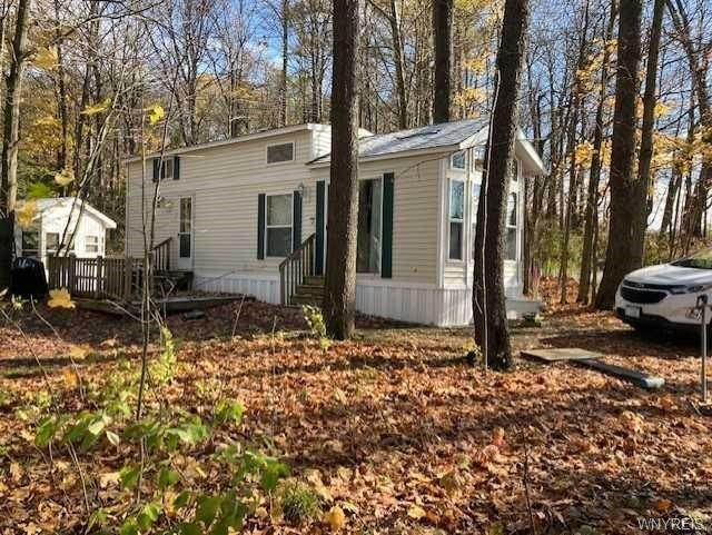 5124 Pleasant Valley Road #192, Wethersfield, NY 14066 (MLS #B1304994) :: 716 Realty Group