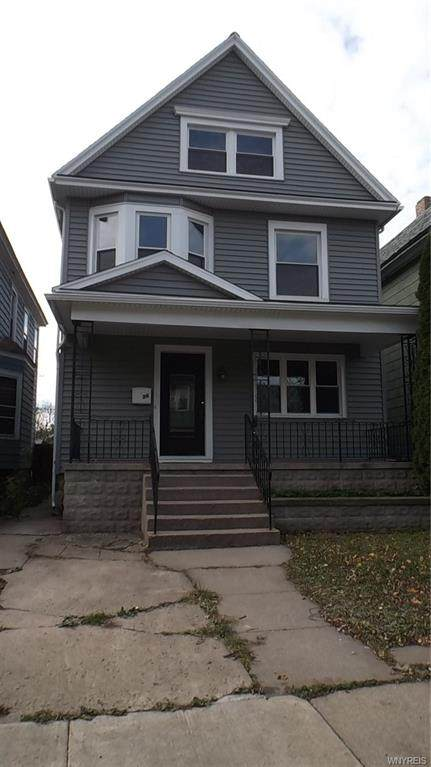 96 Parkdale Avenue, Buffalo, NY 14213 (MLS #B1305606) :: BridgeView Real Estate Services