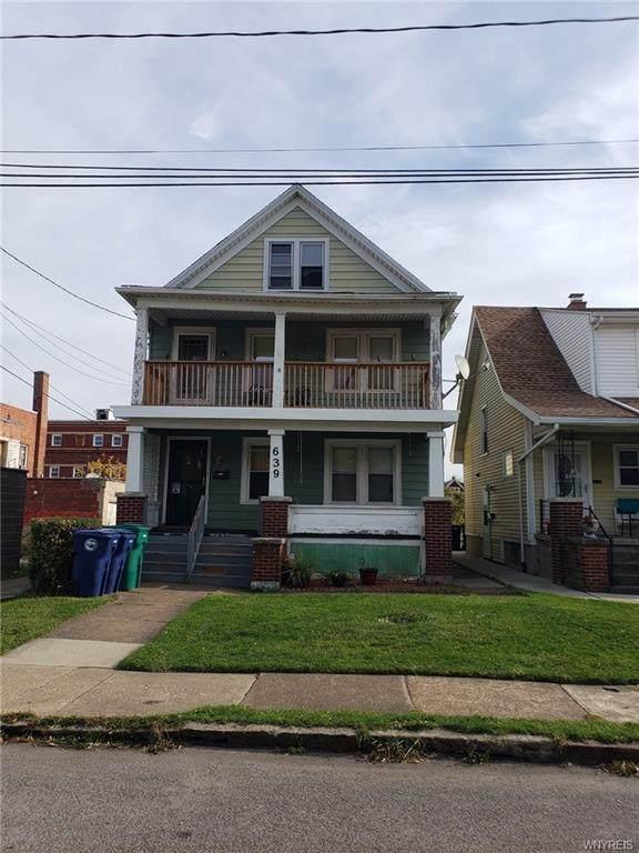 639 15th Street, Niagara Falls, NY 14301 (MLS #B1306086) :: BridgeView Real Estate Services