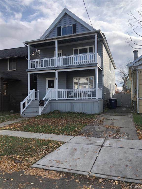 75 Woodside Avenue, Buffalo, NY 14220 (MLS #B1307382) :: Robert PiazzaPalotto Sold Team