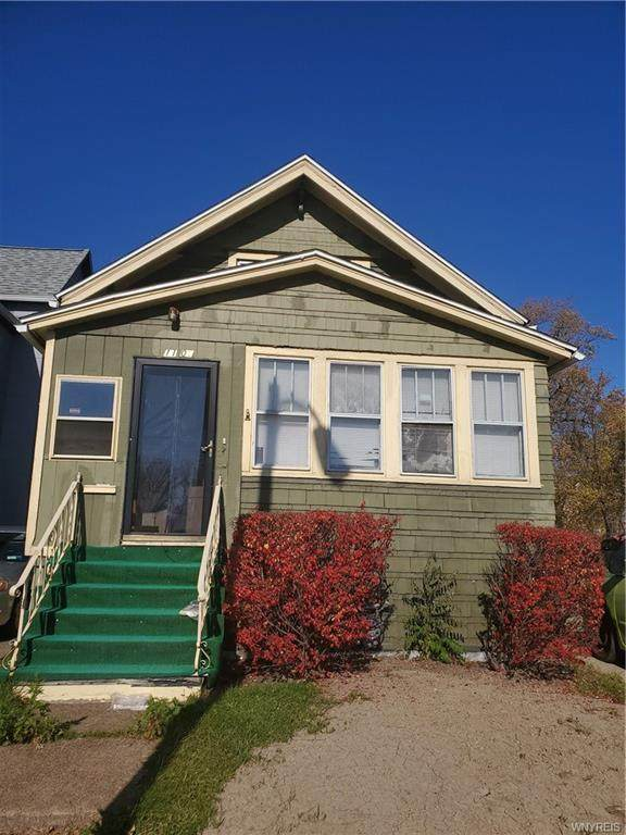 1108 E Delavan Avenue, Buffalo, NY 14215 (MLS #B1307450) :: BridgeView Real Estate Services