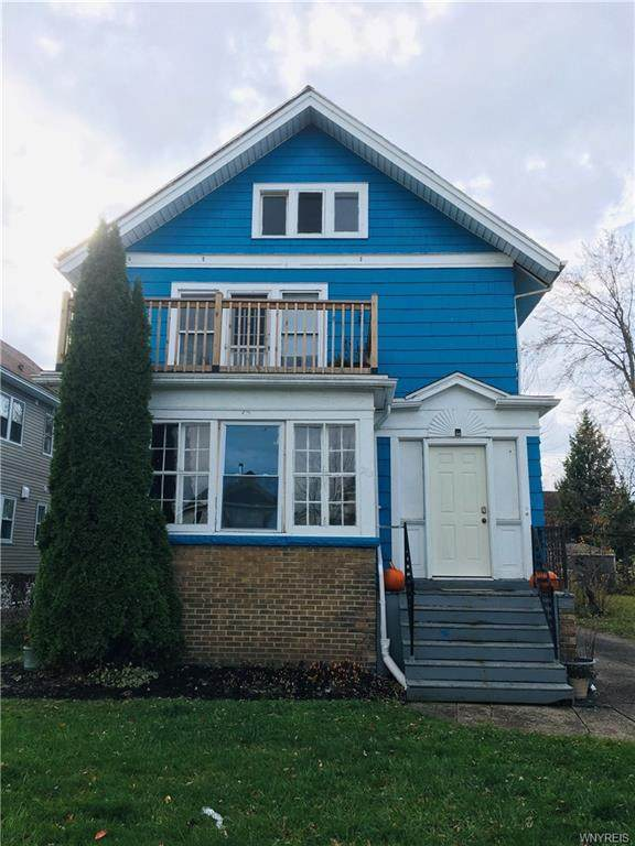 263 Minnesota Avenue, Buffalo, NY 14215 (MLS #B1307525) :: BridgeView Real Estate Services