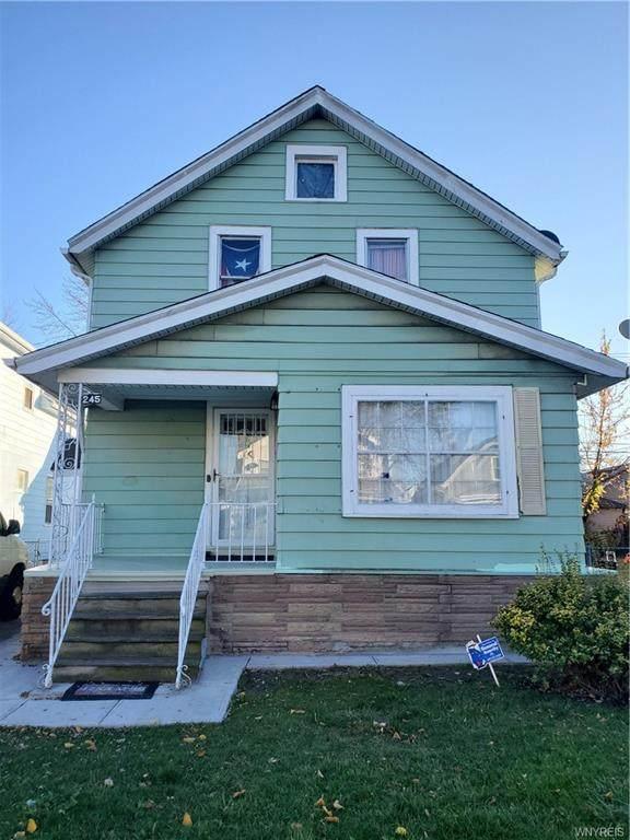 245 Shirley Avenue, Buffalo, NY 14215 (MLS #B1307832) :: 716 Realty Group