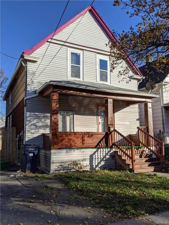 73 Eller Avenue, Buffalo, NY 14211 (MLS #B1307948) :: Avant Realty