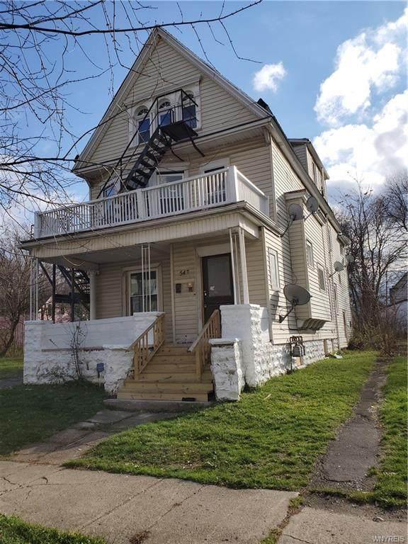 547 E Utica Street, Buffalo, NY 14208 (MLS #B1308017) :: BridgeView Real Estate Services