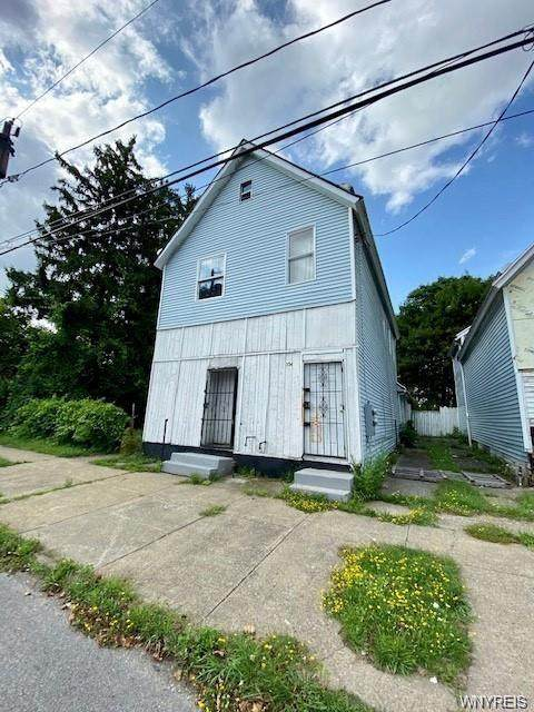 324 Box Avenue, Buffalo, NY 14211 (MLS #B1308240) :: BridgeView Real Estate Services