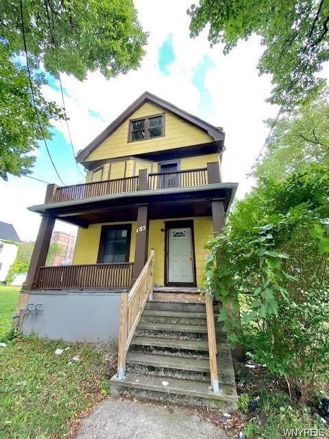 185 French Street, Buffalo, NY 14211 (MLS #B1308273) :: BridgeView Real Estate Services