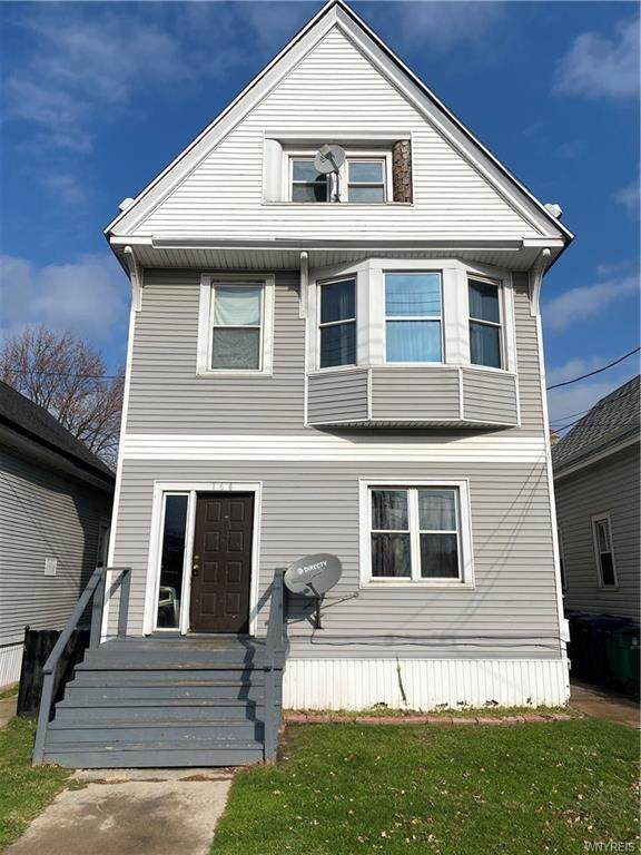 164 Elk Street, Buffalo, NY 14210 (MLS #B1308368) :: Robert PiazzaPalotto Sold Team