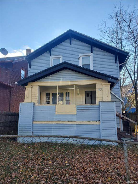 43 Midway Avenue, Buffalo, NY 14215 (MLS #B1308404) :: Robert PiazzaPalotto Sold Team