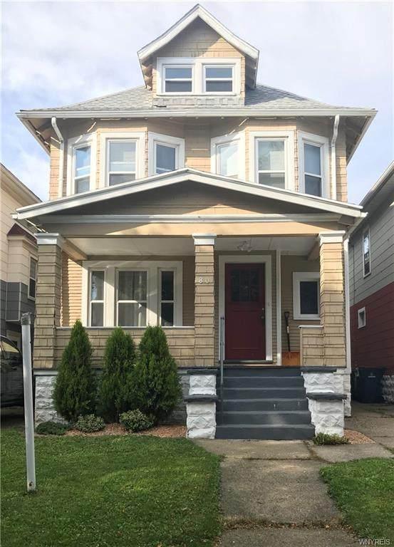 80 Blaine Avenue, Buffalo, NY 14208 (MLS #B1308749) :: Robert PiazzaPalotto Sold Team