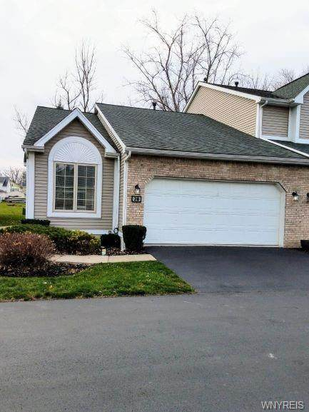28 Gardenville On The G, West Seneca, NY 14224 (MLS #B1309199) :: Robert PiazzaPalotto Sold Team