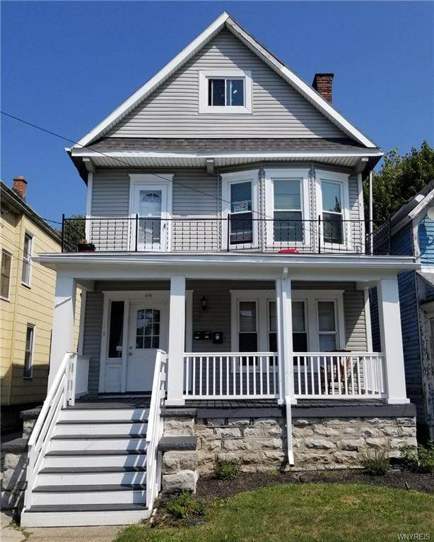 172 Albany Street, Buffalo, NY 14213 (MLS #B1309317) :: BridgeView Real Estate Services