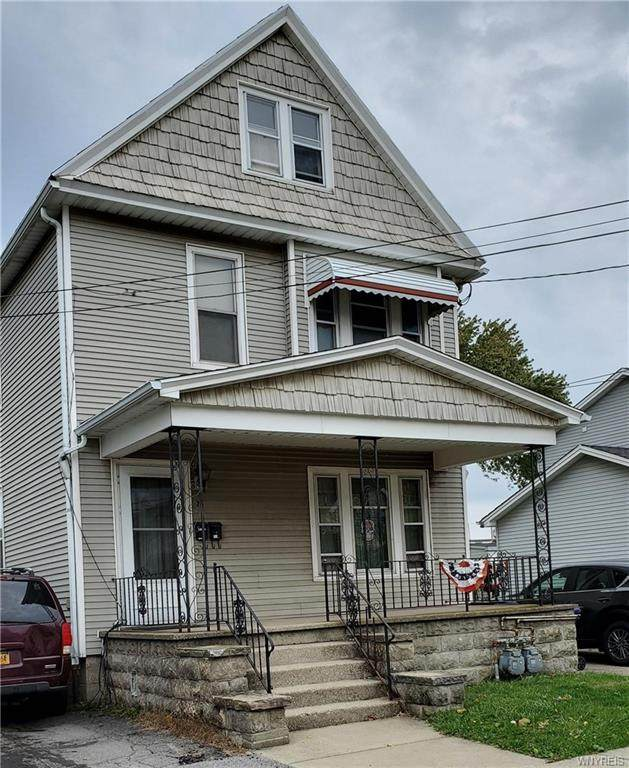 72 Moreland St Street, Buffalo, NY 14206 (MLS #B1309320) :: BridgeView Real Estate Services