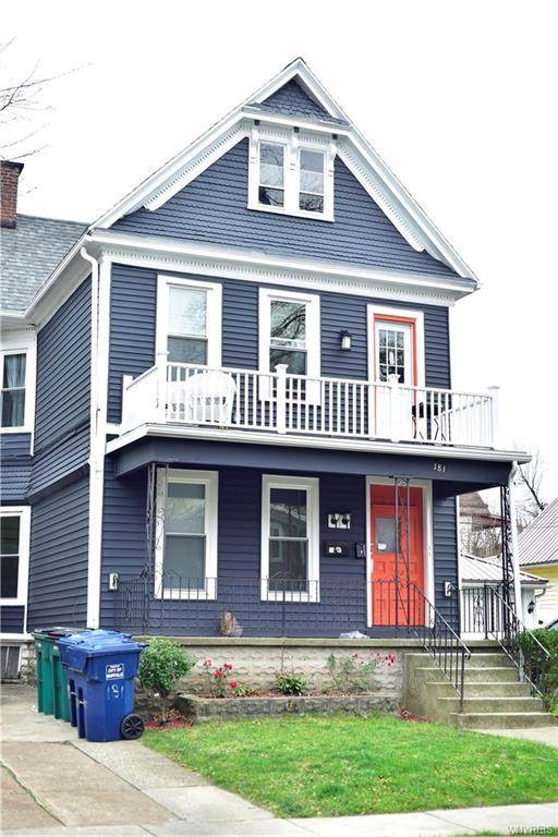 181 Massachusetts Avenue, Buffalo, NY 14213 (MLS #B1309418) :: Robert PiazzaPalotto Sold Team
