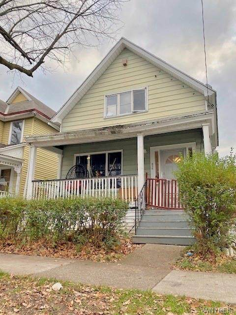 436 Normal Avenue, Buffalo, NY 14213 (MLS #B1309450) :: Avant Realty