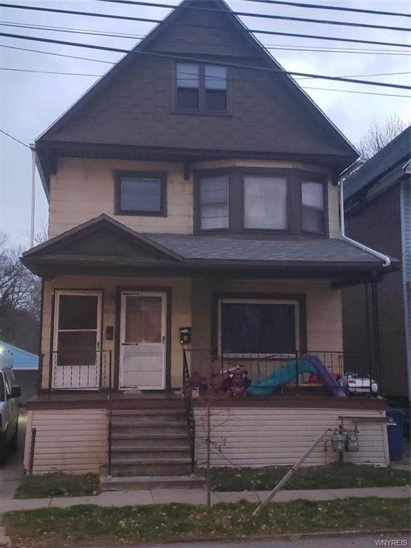 228 Hamburg Street, Buffalo, NY 14204 (MLS #B1309644) :: 716 Realty Group
