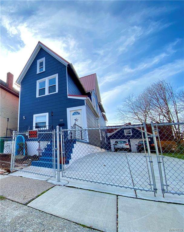 250 West Avenue, Buffalo, NY 14201 (MLS #B1309694) :: BridgeView Real Estate Services