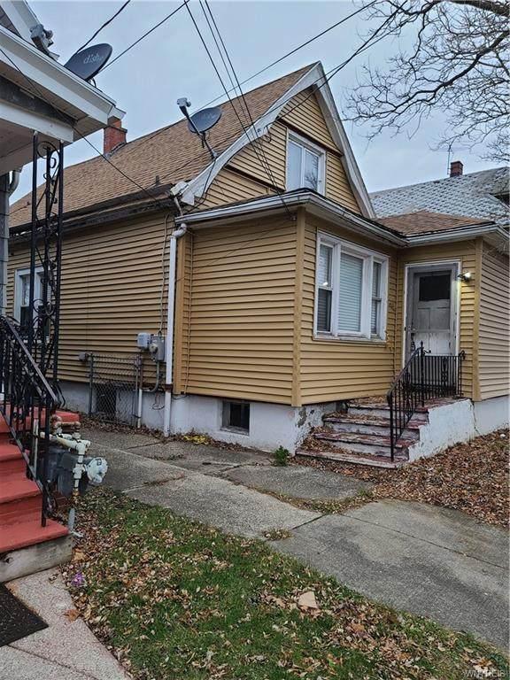 148-150 Edison Avenue, Buffalo, NY 14215 (MLS #B1309695) :: Mary St.George | Keller Williams Gateway