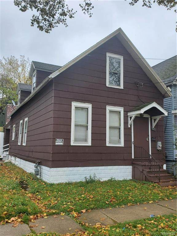 541 Sherman Street, Buffalo, NY 14211 (MLS #B1309703) :: BridgeView Real Estate Services