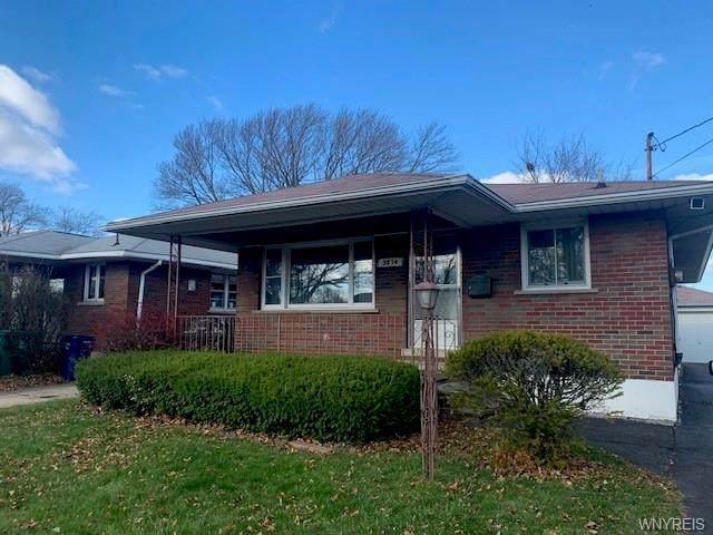 3214 Jerauld Avenue, Niagara Falls, NY 14305 (MLS #B1309757) :: Avant Realty