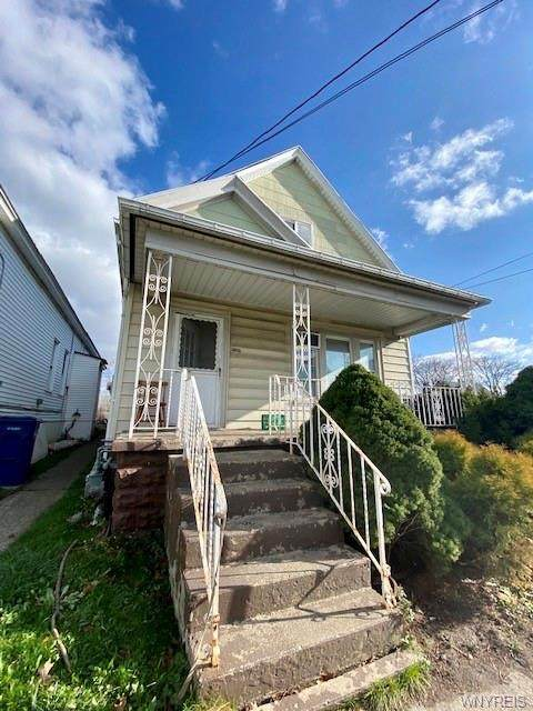 89 Gatchell Street, Buffalo, NY 14212 (MLS #B1309872) :: BridgeView Real Estate Services