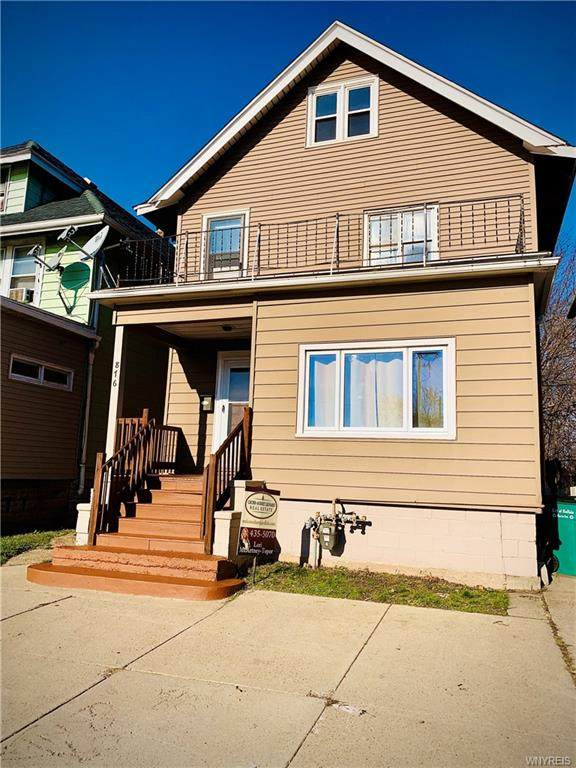 876 Hertel Avenue, Buffalo, NY 14216 (MLS #B1309939) :: TLC Real Estate LLC