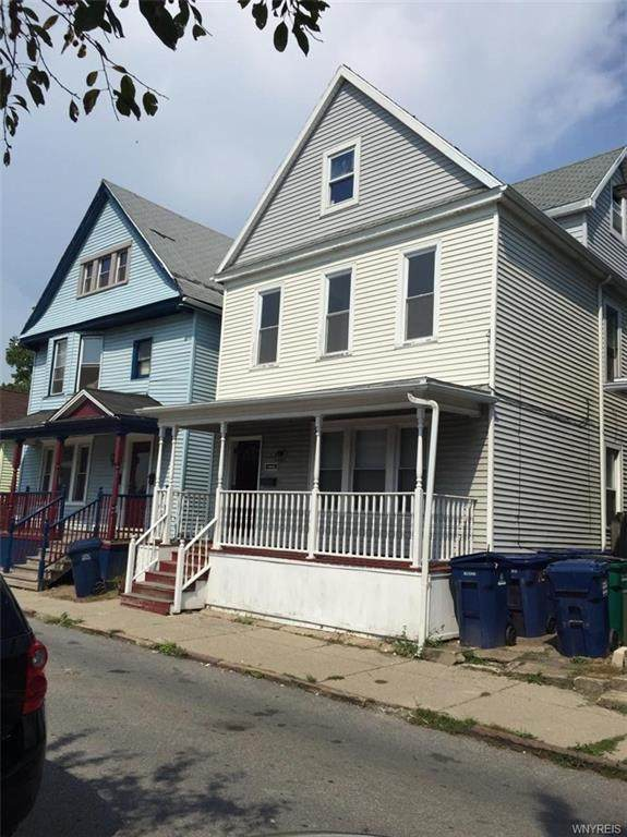 215 W Tupper Street, Buffalo, NY 14201 (MLS #B1309951) :: Mary St.George | Keller Williams Gateway