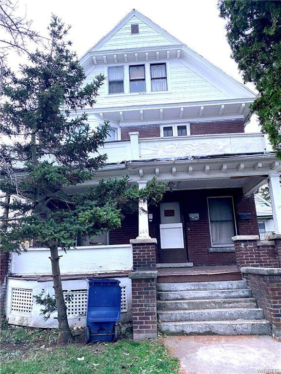 436 7th Street, Niagara Falls, NY 14301 (MLS #B1309979) :: BridgeView Real Estate Services
