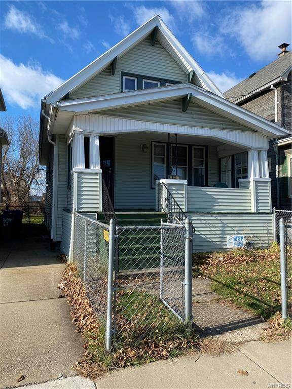 82 Marigold Avenue, Buffalo, NY 14215 (MLS #B1310022) :: BridgeView Real Estate Services