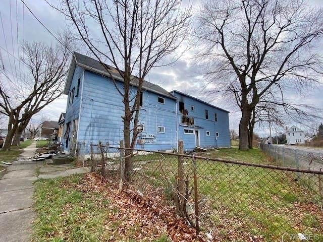 799 E Eagle Street, Buffalo, NY 14210 (MLS #B1310145) :: 716 Realty Group