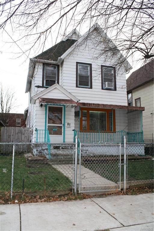 87 California Street, Buffalo, NY 14213 (MLS #B1310326) :: Robert PiazzaPalotto Sold Team